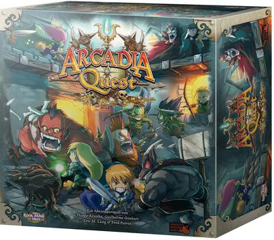 Arcadia Quest bei Amazon bestellen