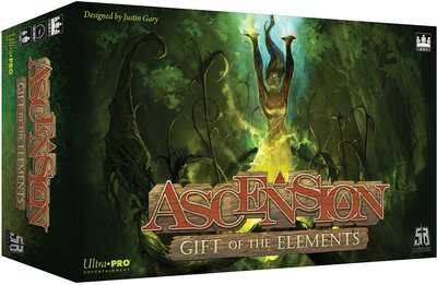 Alle Details zum Brettspiel Ascension: Gift of the Elements ansehen