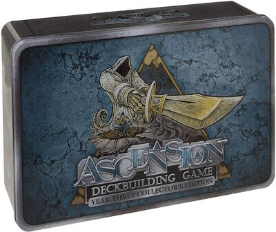 Alle Details zum Brettspiel Ascension: Year Three Collector's Edition ansehen