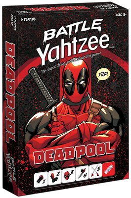 Battle Yahtzee: Deadpool bei Amazon bestellen