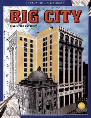 Big City bei Amazon bestellen