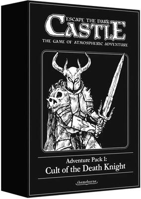 Alle Details zum Brettspiel Escape the Dark Castle: Adventure Pack 1 – Cult of the Death Knight ansehen