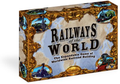 Alle Details zum Brettspiel Railways of the World ansehen