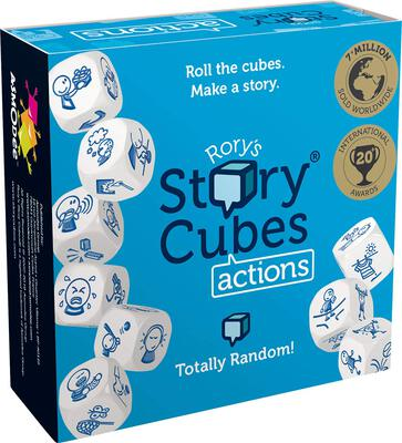 Alle Details zum Brettspiel Rory's Story Cubes: Actions ansehen
