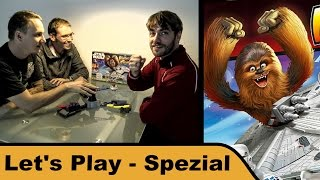 "YouTube Review vom Spiel ""Star Wars Looping Chewie"" von ""Hunter & Cron - Brettspiele"""