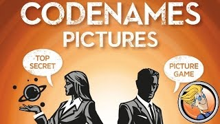 "YouTube Review vom Spiel ""Codenames: Pictures"" von ""BoardGameGeek"""