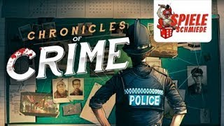"YouTube Review vom Spiel ""Chronicles of Crime"" von ""Spiele-Offensive.de"""