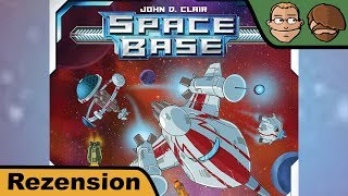 "YouTube Review vom Spiel ""Space Base"" von ""Hunter & Cron - Brettspiele"""
