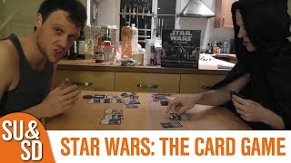 "YouTube Review vom Spiel ""Star Wars: Das Kartenspiel"" von ""Shut Up & Sit Down"""