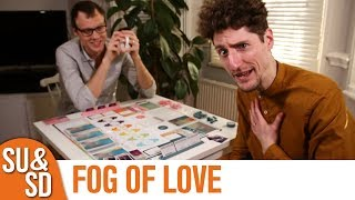 "YouTube Review vom Spiel ""Fog of Love"" von ""Shut Up & Sit Down"""