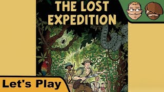"YouTube Review vom Spiel ""Expedition"" von ""Hunter & Cron - Brettspiele"""