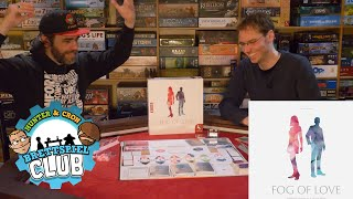 "YouTube Review vom Spiel ""Fog of Love"" von ""Hunter & Cron - Brettspiele"""