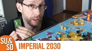 "YouTube Review vom Spiel ""Imperial"" von ""Shut Up & Sit Down"""