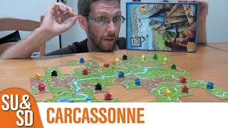 "YouTube Review vom Spiel ""Carcassonne Big Box 2017"" von ""Shut Up & Sit Down"""