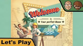 "YouTube Review vom Spiel ""Welcome To..."" von ""Hunter & Cron - Brettspiele"""