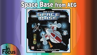 "YouTube Review vom Spiel ""Space Base"" von ""BoardGameGeek"""