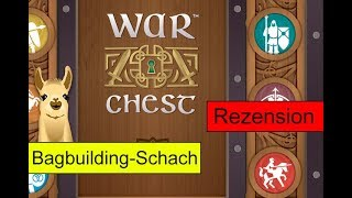 "YouTube Review vom Spiel ""War Chest"" von ""Spielama"""
