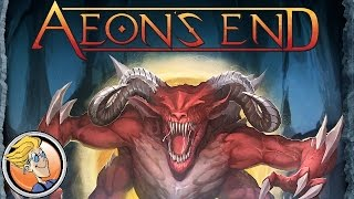 "YouTube Review vom Spiel ""Aeon's End"" von ""BoardGameGeek"""