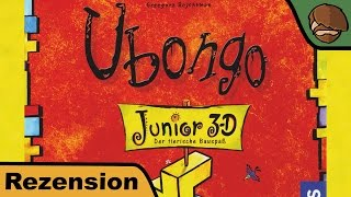 "YouTube Review vom Spiel ""Ubongo Junior"" von ""Hunter & Cron - Brettspiele"""