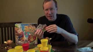 "YouTube Review vom Spiel ""Crazy Coconuts"" von ""BoardGameGeek"""