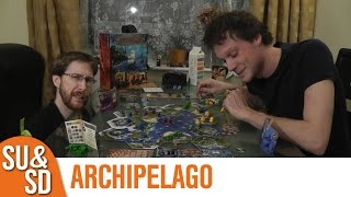 "YouTube Review vom Spiel ""Archipelago"" von ""Shut Up & Sit Down"""