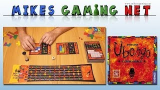 "YouTube Review vom Spiel ""Ubongo Junior"" von ""Mikes Gaming Net - Brettspiele"""