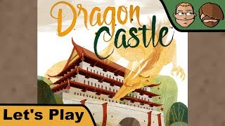 "YouTube Review vom Spiel ""Dragon Castle"" von ""Hunter & Cron - Brettspiele"""