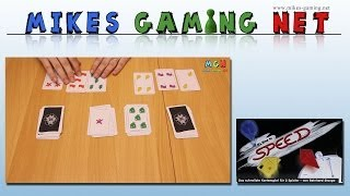 "YouTube Review vom Spiel ""Speed Cups²"" von ""Mikes Gaming Net - Brettspiele"""