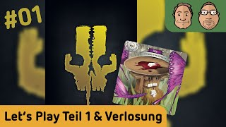 "YouTube Review vom Spiel ""The 7th Continent"" von ""Hunter & Cron - Brettspiele"""