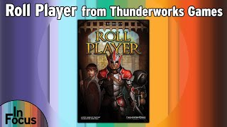 "YouTube Review vom Spiel ""Roll Player"" von ""BoardGameGeek"""