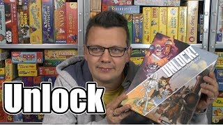 "YouTube Review vom Spiel ""Unlock! Secret Adventures"" von ""SpieleBlog"""