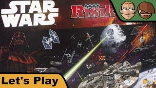 "YouTube Review vom Spiel ""Risiko: Star Wars"" von ""Hunter & Cron - Brettspiele"""