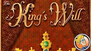 "YouTube Review vom Spiel ""The King's Dilemma"" von ""BoardGameGeek"""