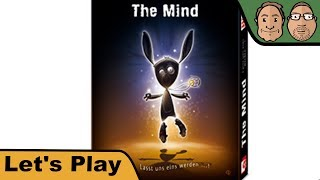 "YouTube Review vom Spiel ""The Mind Kartenspiel"" von ""Hunter & Cron - Brettspiele"""