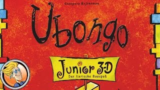 "YouTube Review vom Spiel ""Ubongo Junior"" von ""BoardGameGeek"""