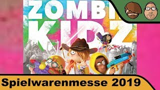 "YouTube Review vom Spiel ""Zombie Kidz Evolution"" von ""Hunter & Cron - Brettspiele"""